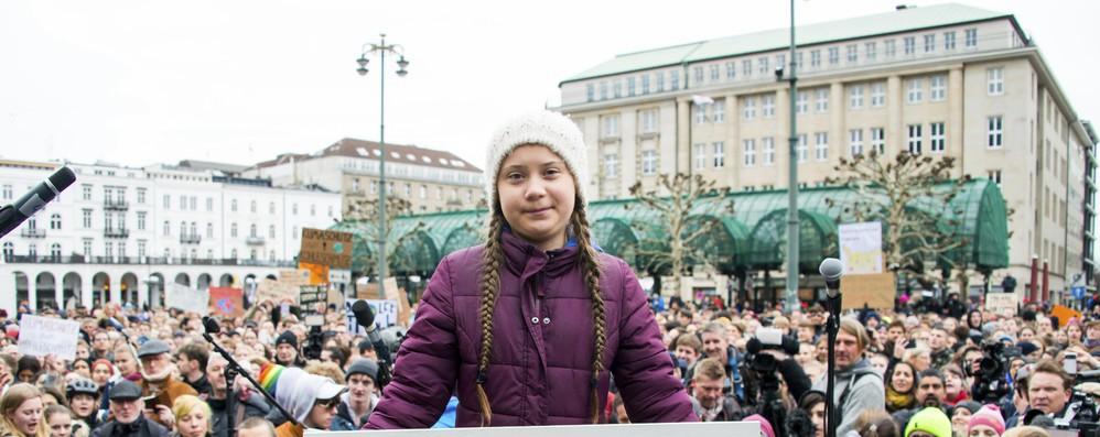 Clima: Greta, 'non vogliamo speranze ma vostre azioni'