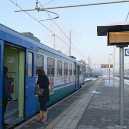 Stazione di Treviglio, atti osceni sul treno Preso un giovane di 27 anni