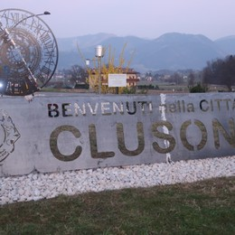 Clusone, ecco la nuova installazione Riproduce l'orologio planetario Fanzago