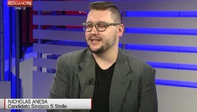 Palafrizzoni: Anesa candidato dei 5 Stelle