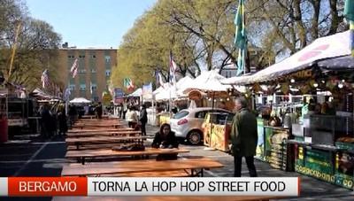 torna la hop hop street food ma alla Malpensata di Bergamo