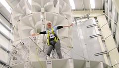 Da Fontanella a Londra a caccia di neutrini