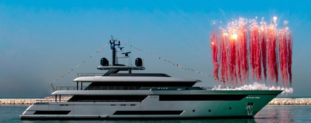 Ecco «Race», il superyacht da sogno È l'ultimo gioiello di casa Riva