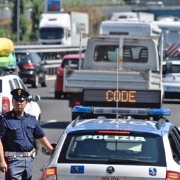 Ecco come evitare code e traffico Segui le nostre news in tempo reale