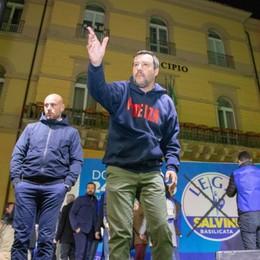 Terremoto Regionali Incognita per Salvini