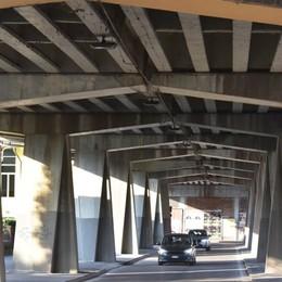 Viadotto di Boccaleone, via al cantiere  Sarà un'estate calda: chiuse due corsie