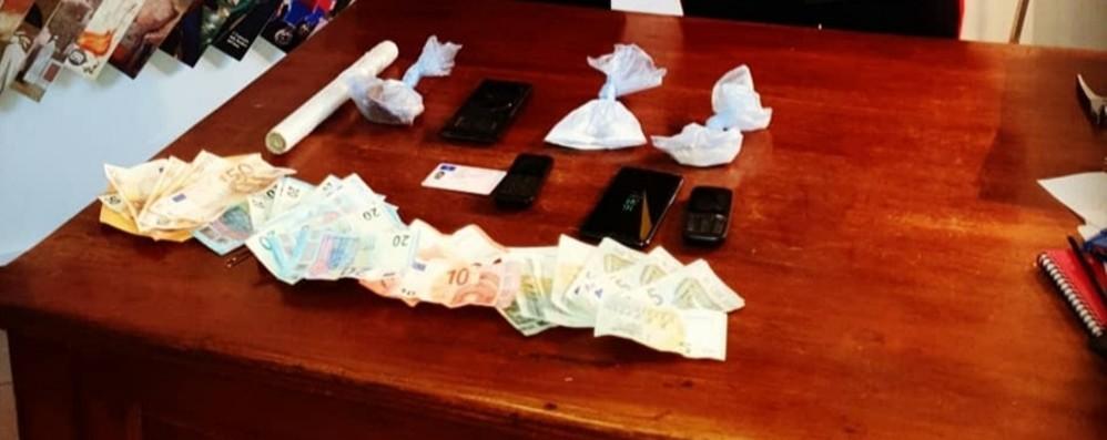 Bassa, spaccio di eroina e cocaina Arrestato trentenne marocchino
