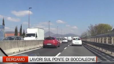 Lavori al viadotto di Boccaleone. Arrivano le prime polemiche