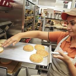 McDonald's sbarca a Nembro Servono 40 addetti, selezioni online