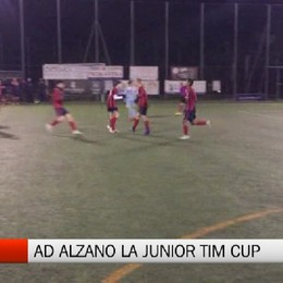 Csi - L'Alzanese supera la Junior Tim Cup