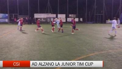 Csi - L'Alzanese supera la Junior Tim Cup