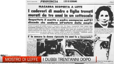 Il mostro di Leffe, i dubbi sull'infermità mentale 35 anni dopo