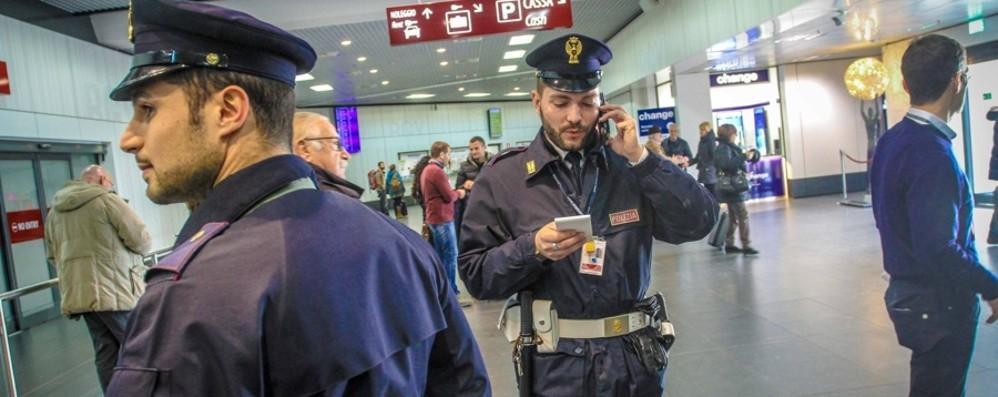 In valigia capi firmati rubati per 11mila euro Fermata 30enne all'aeroporto di Orio