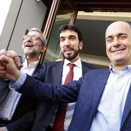 Primarie Pd, Zingaretti è segretario Martina intorno al 30% anche a Bergamo