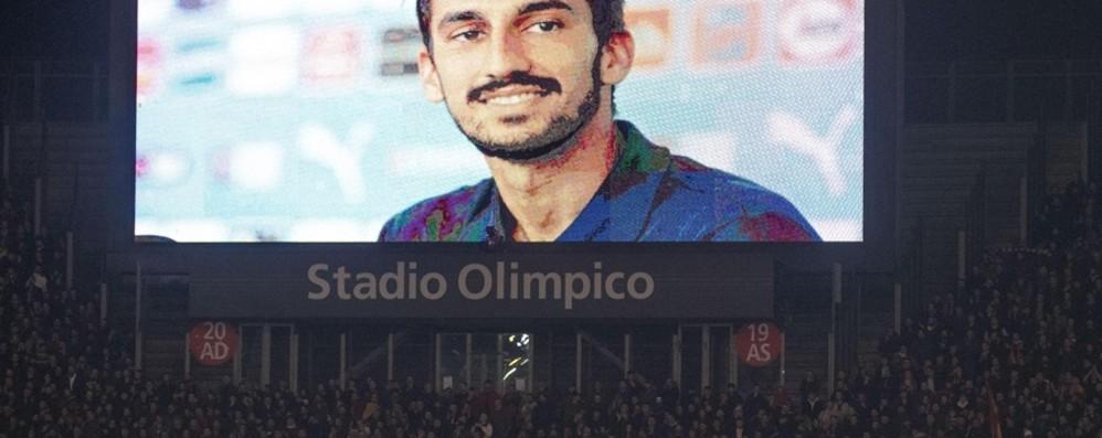 Tutto San Siro applaude  Astori La Fiorentina stasera a Bergamo