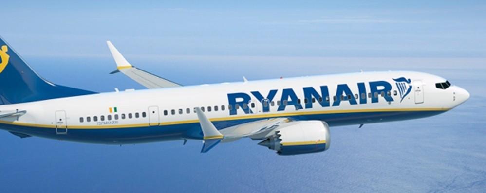 Ryanair, fumo dalla turbina Attivato piano di emergenza a Treviso