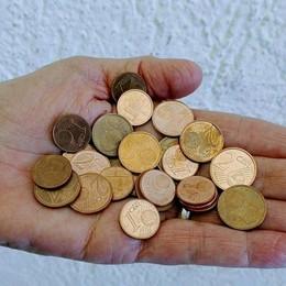 Stop alle monetine da 1 e 2 centesimi La Conad arrotonda il conto della spesa