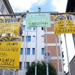 Il mercato delle case a Bergamo Nel 2018 più acquisti che affitti