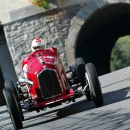 A maggio l'affascinante Mille Miglia Quest'anno niente passaggio a Bergamo