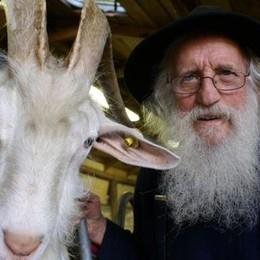 Addio a Battista Leidi, il «barba d'oro»  Da elettricista a re dei formaggi di capra