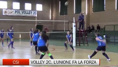 Csi - Volley, l'unione fa la forza