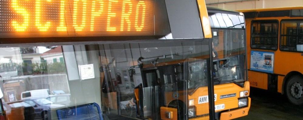Sciopero l'8 marzo, stop a treni Disagi anche sui bus e per i voli