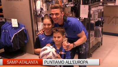 Atalanta Store, parla il tedesco Gosens  «L'Atalanta c'è, e vuole l'Europa»