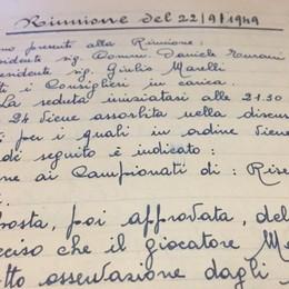 I verbali/4 L'Atalanta del '49 è una polveriera: notti brave, multe a raffica