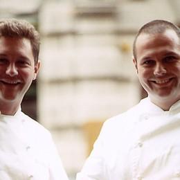 Nuovo riconoscimento dalla Norvegia per gli chef Enrico e Roberto Cerea