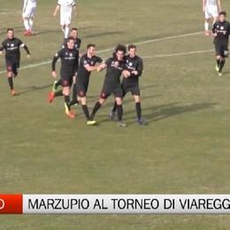 Serie D, Marzupio al Torneo di Viareggio