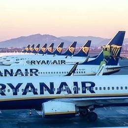 «Violazioni per nove milioni di contributi» Ryanair  nel mirino degli ispettori del lavoro