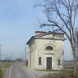 Furto  di cipressi a Torre Pallavicina Erano stati donati alla chiesina tra i campi