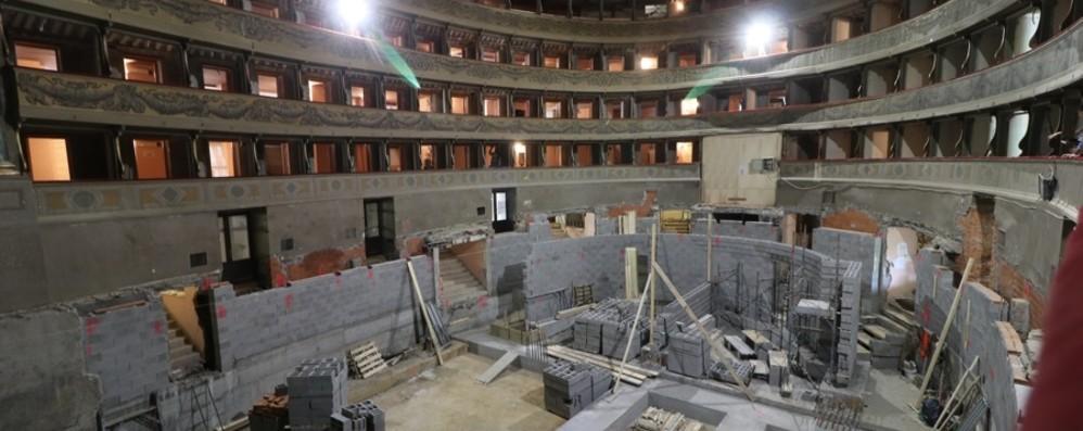 Teatro Donizetti, anteprima a novembre La lettera del direttore sulla riapertura