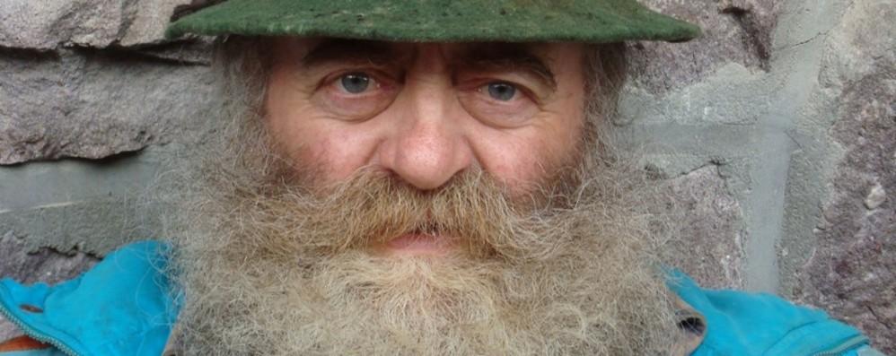 Valcanale, addio al «nonno di Heidi»  Berto, l'ultimo alpeggiatore di Zulino
