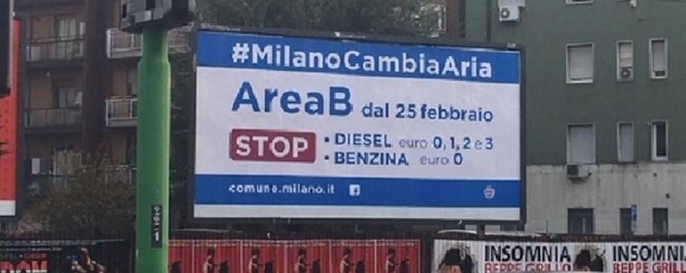 Bergamo pensa all'area B stile Milano «Ma al momento non si può realizzare»