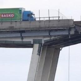 Dalmine, vendesi camion scampato al crollo del ponte Morandi