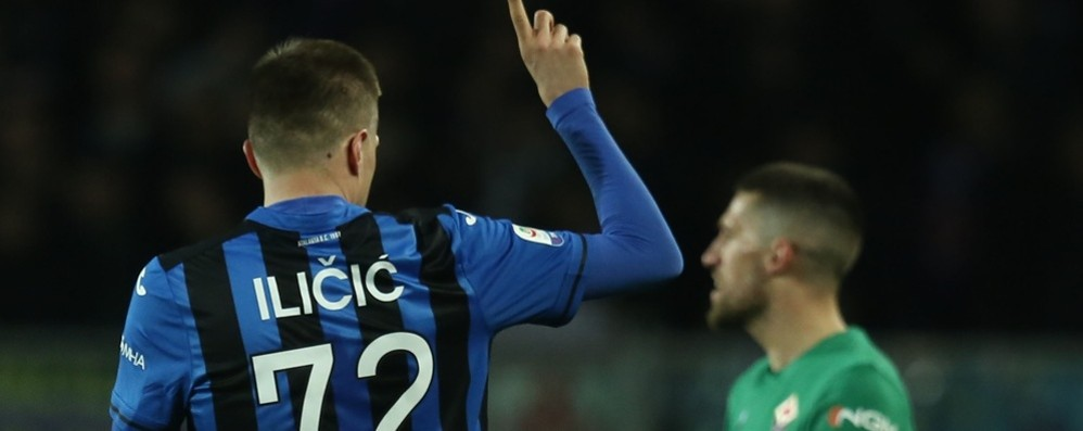 Ilicic: «Pronto da una vita per un top club Ma ora guardo solo all'Europa»