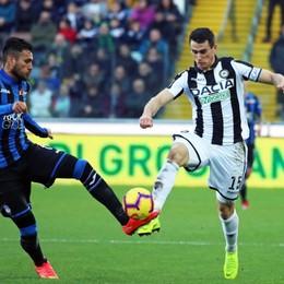 Atalanta, nuovi posticipi e anticipi In casa con l'Udinese lunedì 29 alle 19