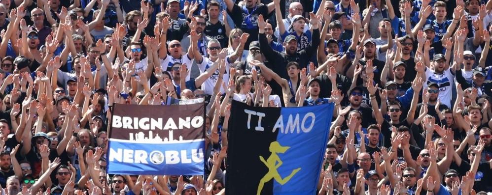 Atalanta, tifosi da «big» A Parma la carica dei 4000