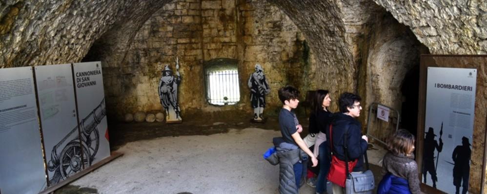 Bergamo sotterranea e dall'alto Riaprono tutti i monumenti - Le info