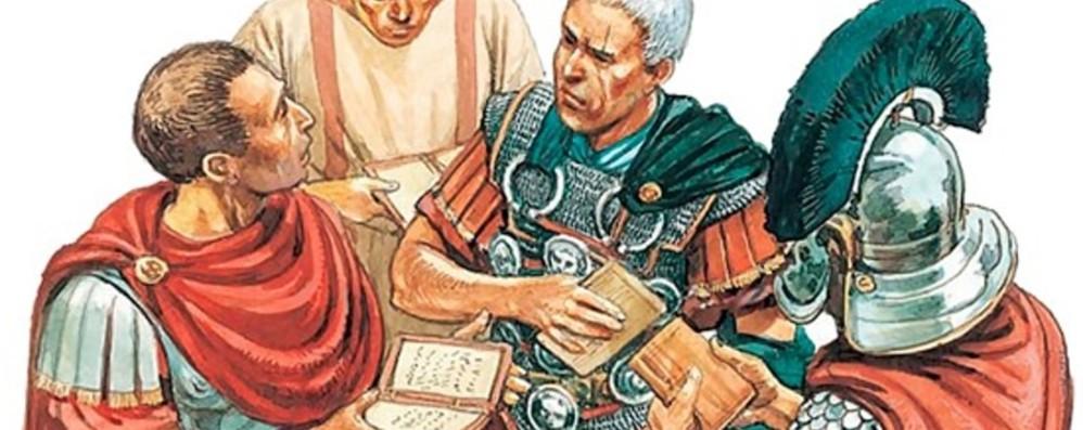 Spioni d'altri tempi Gli 007 di Roma antica
