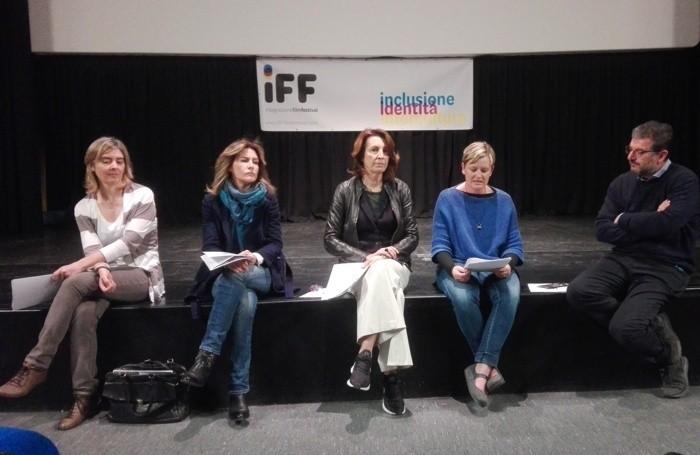 La presentazione del Festival dell'Integrazione all'auditorium di piazza della Libertà a Bergamo