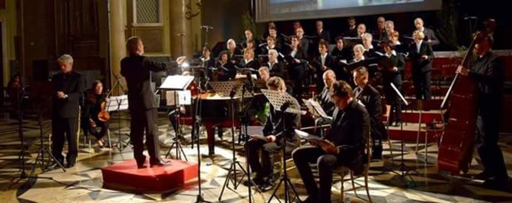 «Requiem for the Living» Concerto della Corale di Trescore