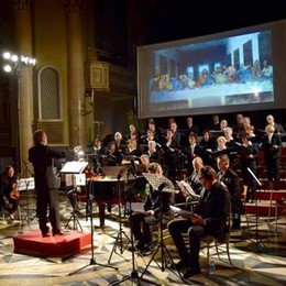 «Requiem for the Living» Concerto della Corale di Trescore