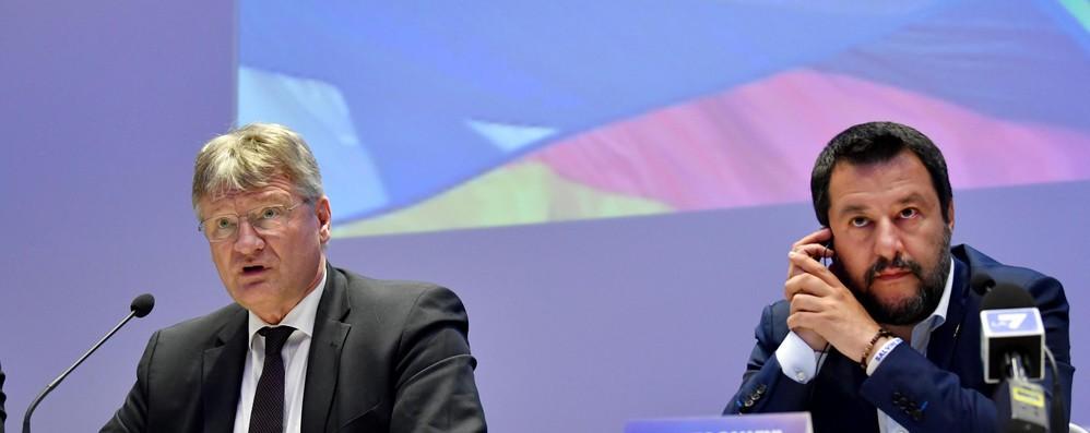 Europee: nasce 'Alleanza europea dei popoli e delle nazioni'