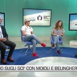 Bergamo sugli Sci, ospiti Michela Moioli e Sofia Belingheri