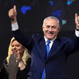 «Bibi» vince ancora Usa e Hamas sponsor