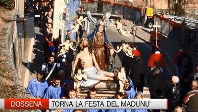Dossena, torna la Festa del Madunù