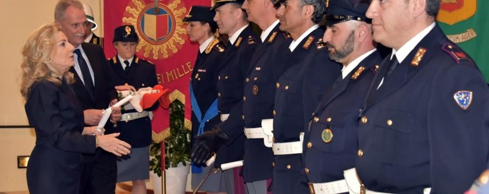 Festa della Polizia, premiati 17 agenti Da maggio sportello itinerante in provincia