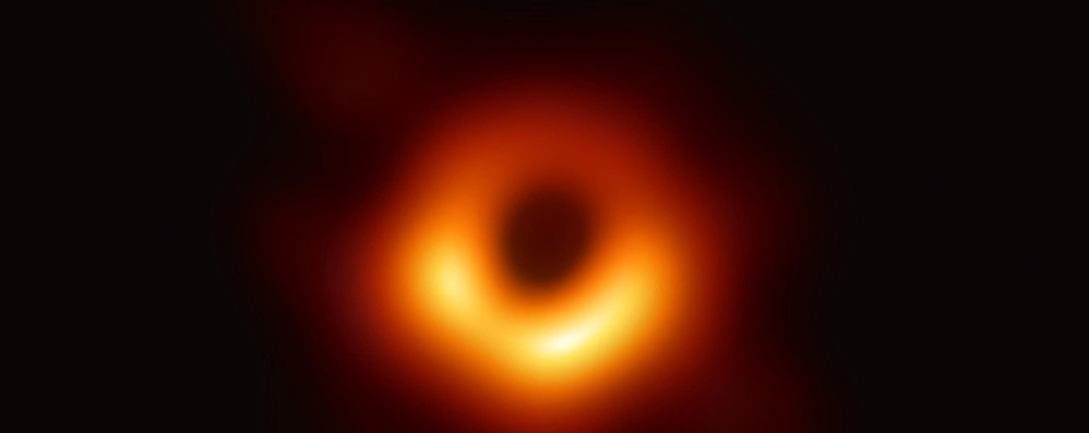 Il buco nero che cambierà l'astronomia Lo spiega  un ricercatore bergamasco